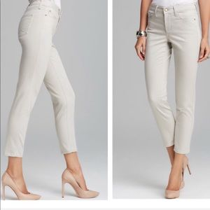 NWT  NYDJ Not Your Daughters Jeans Alisha ANKLE